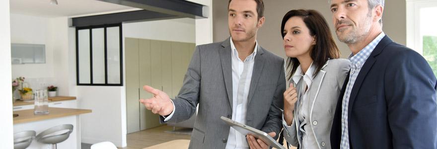 emplois secteur de l'immobilier