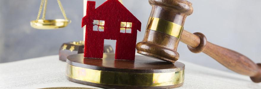 Secteur immobilier locatif litiges